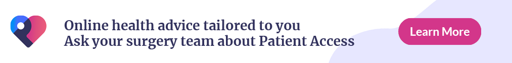 Online health advice tailored to you. Ask about Patient Access